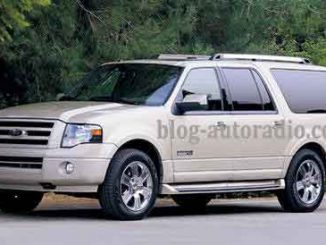 installer autoradio Ford Expedition